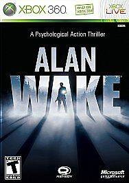 Alan Wake - Xbox 360 - in Case