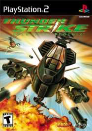 Thunderstike - Operation Phoenix - Playstation 2 - Complete