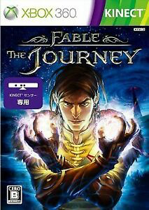 Fable - The Journey - Japanese - Xbox 360 - in Case