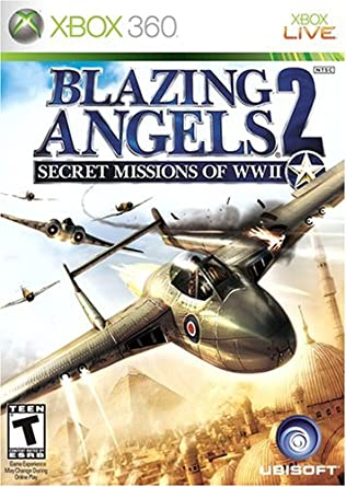 Blazing Angels 2 - Secret Missions of WWII - Xbox 360 - in Case