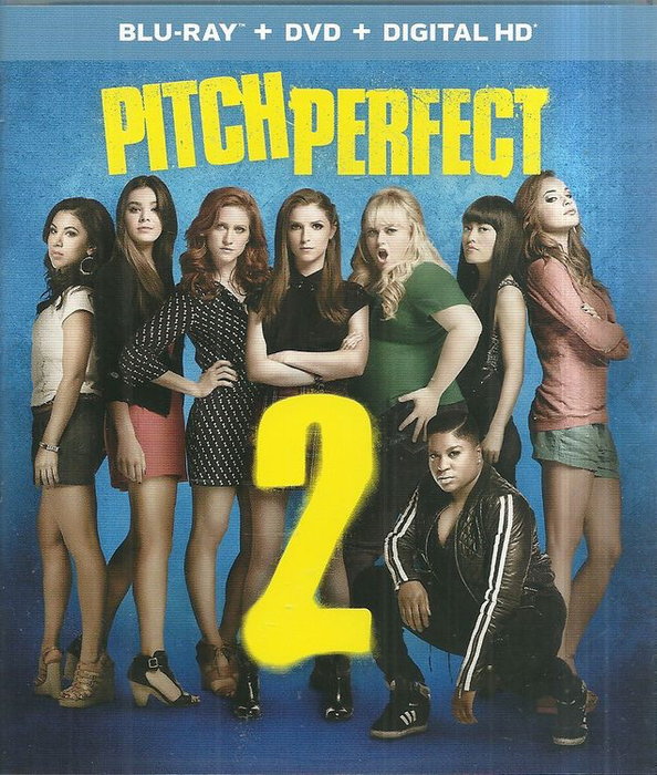 Pitch Perfect 2 - Blu-Ray