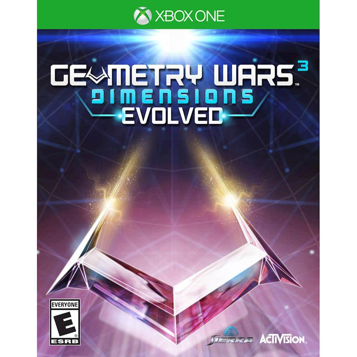 Geometry Wars 3 - Dimensions Evolved - Xbox One - in Case