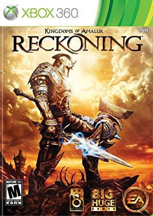 Kingdom of Amallur - Reckoning - Xbox 360 - in Case