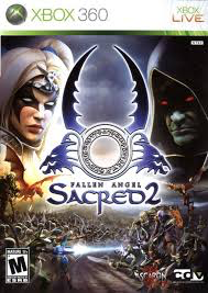 Sacred 2 - Fallen Angel - Xbox 360 - in Case