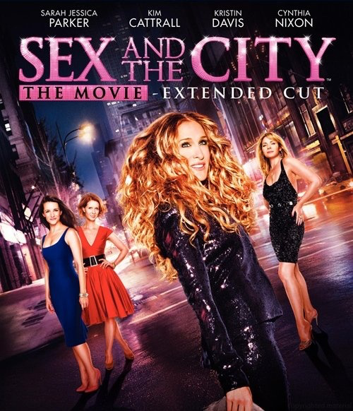 Sex and the City the Movie - Blu-Ray