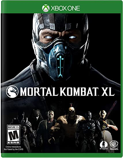 Mortal Kombat XL - Xbox One - in Case