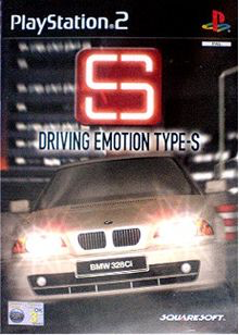 S Driving Emotion Type-S - Playstation 2 - Complete