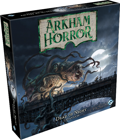 Arkham Horror LCG: Dead of Night Expanion
