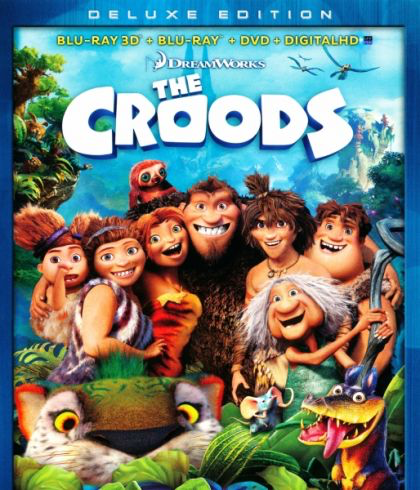 Croods - Blu-Ray 3D