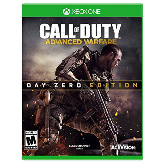 Call of Duty - Advanced Warfare - Day Zero Edition - Xbox One - in Case