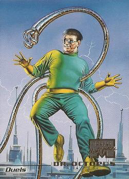 Marvel Masterpieces 1996 - 65 - Dr. Octopus