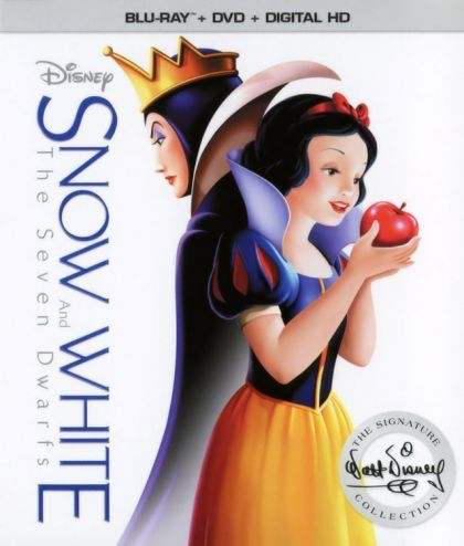 Snow White and the Seven Dwarfs - Blu-Ray