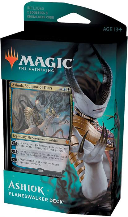 Magic the Gathering CCG: Theros Beyond Death Planeswalker Deck - Ashiok