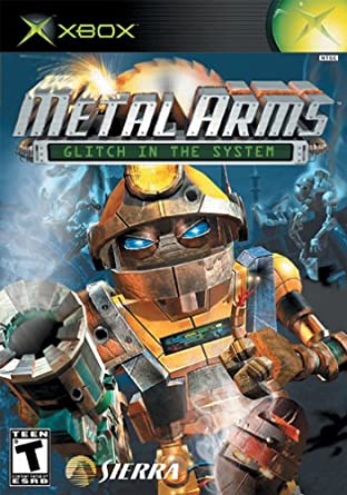 Metal Arms - a Glitch in the System - Xbox - in Case