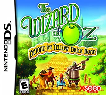Wizard of Oz - Beyond the Yellow Brick Road - 3DS - Complete