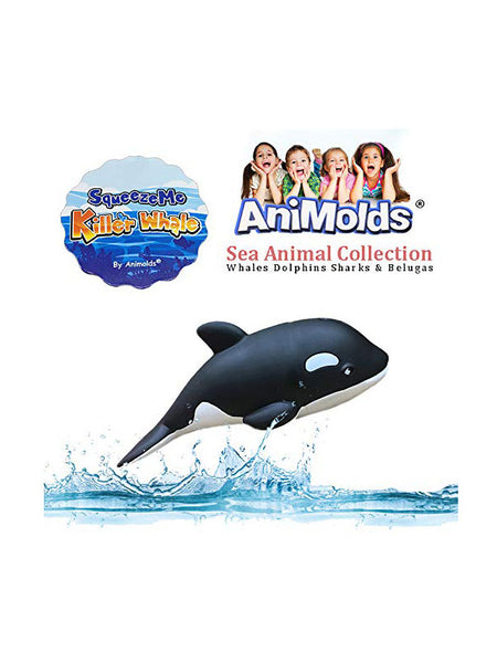 Squeeze Me Killer Whale