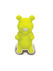 Squeeze Me Gummy Piggie Glow in the Dark