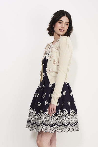 BUTTERFLY CARDIGAN - Darccy & Soma London