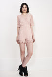 TENDER LACE PLAYSUIT - Darccy & Soma London