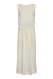 DARCCY LUCY LEMON MAXI DRESS-IVORY