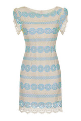 PAISLEY LACE DRESS - Darccy & Soma London