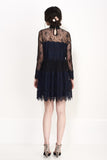 MYSTERIES LACE DRESS - Darccy & Soma London