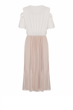 PEARL ON MIDI DRESS - Darccy & Soma London
