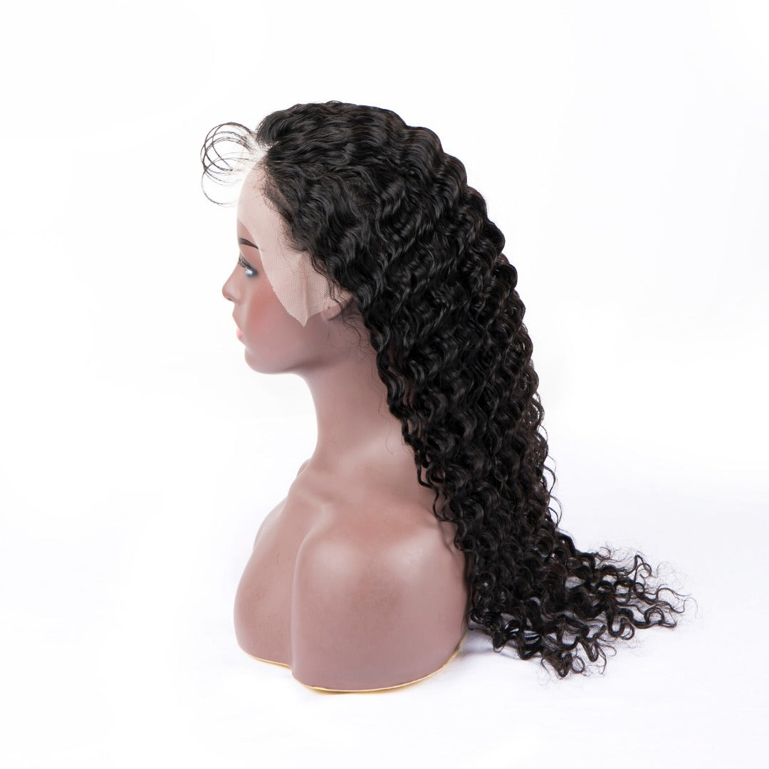 Exotic Curly Wig