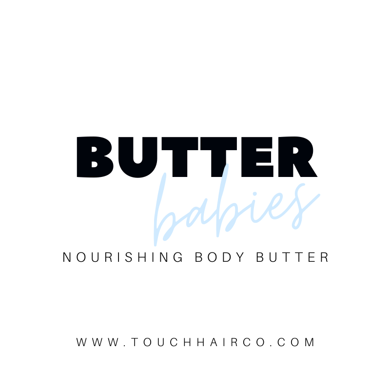 Butter Baby body butter- Baby powder
