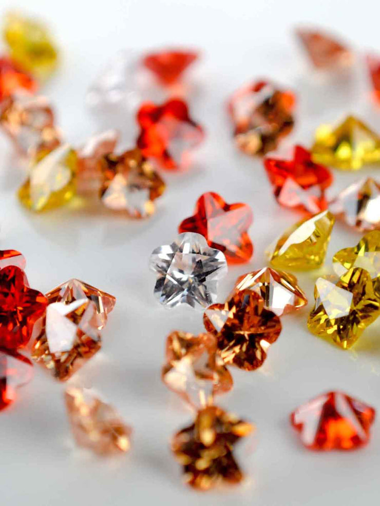 Crystal flower mix