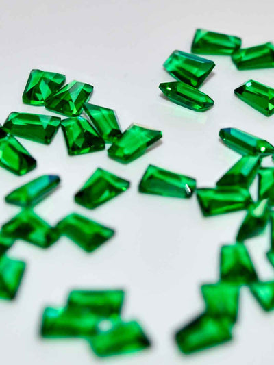 Crystal Tapper emerald