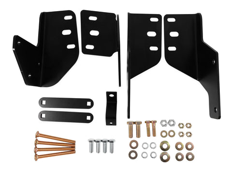 No Drill Fifth Wheel Install Kit, 2007-2020 Toyota Tundra No Drill Fifth Wheel Install Kit