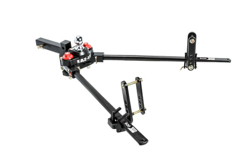 Trekker Adaptive Sway Weight Distribution Hitch - 600lb