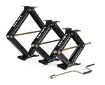 "24"" Scissor Jacks, 7500-pound, 2-pack"