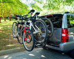 Hitch Mounted Bike Rack
