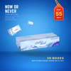 Soft n Cool Facial Tissue 100 Sheets x 2 ply 30 Boxes
