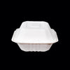 "Hotpack | Bio Degradable 6"" Burger Box-500 Pcs 