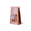 Hotpack | TIN TIE BROWN BAG LARGE WITH WINDOW 15.5 x 7 x 24 CM| 500 Pieces