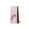 Hotpack | TIN TIE BROWN BAG MEDIUM WITH WINDOW 12.6 x 6.5 x 26 CM | 500 Pieces