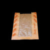 Hotpack | Paper Bag W/window 30*20+8 Cm | 1000 Pieces