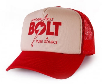Lightning Bolt - Pure source Trucker Cap