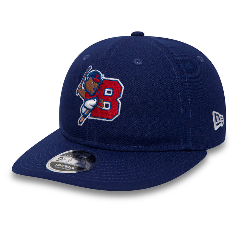 New Era - Milb Retro crown 950 Buffalo bison - 11871437-SM