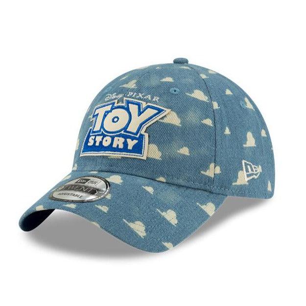 New Era - 920 Toy Story Clouds OM Denim  - 12025066