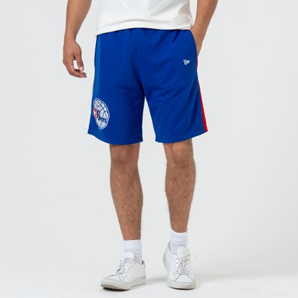 New Era - Philadelphia 76ers Stripe Blue Short - 12043724