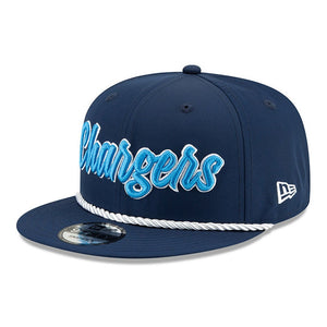New Era - Los Angles Chargers Sideline Home 9Fifty cap -Blue - 12111467
