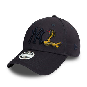 New Era 9Forty Womens Cap Yankees Snake -Navy - 12134622