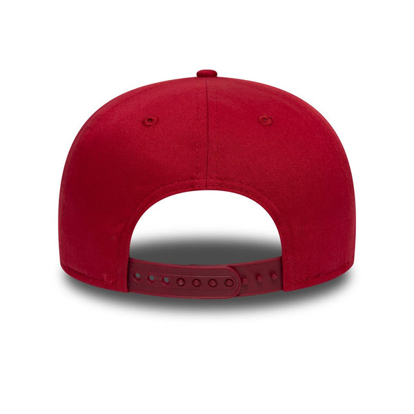 New Era - Los Angeles Dodgers - Essential - 9Fifty Snapback Cap - Red - 12134902