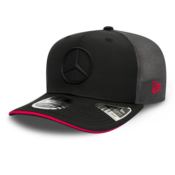 New Era - Mercedes-Benz E Sport Black Stretch Snap 9Fifty cap - 12353443