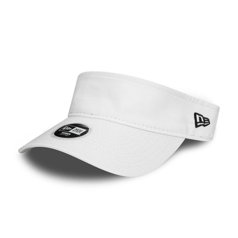 New Era - Women's Essential Adjustable Visor - White - 12380746