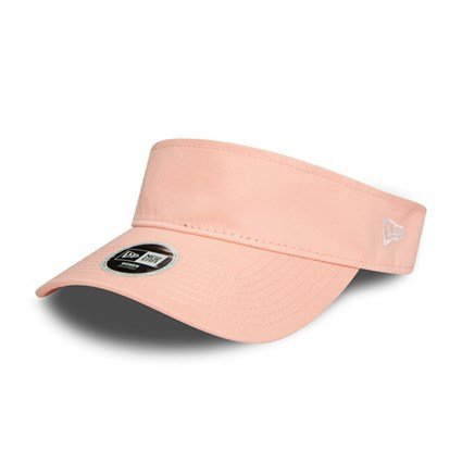 New Era - Women's Essential Adjustable Visor - Pink - 12380747
